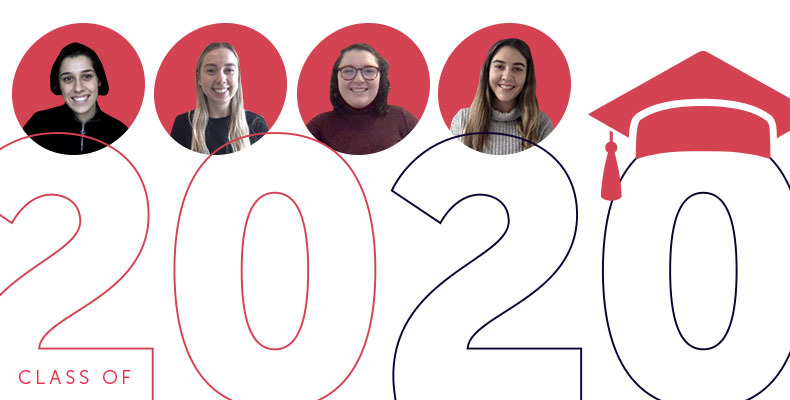 Introducing our class of 2020 graduates